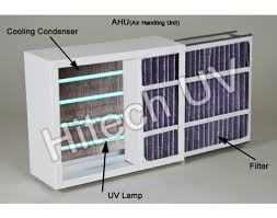 uv lights in air handling units our products