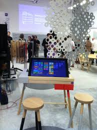 horizon at um table pc a model of the future living room lenovo