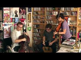 Tiny Desk Concert Mother Falcon