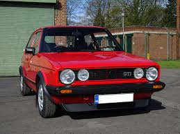 volkswagen classic car 1981 volkswagen golf gti hagerty u2013 classic car price guide