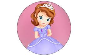 sofia the cake topper sofia the edible cake topper decoration party birthday