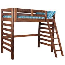 Nordic Twin Full Loft Beds Queen Loft Bed Canadian Wood - Wood bunk beds canada