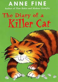 the diary of a killer cat the killer cat 1 by anne fine
