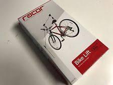 Racor Pbh 1r Ceiling Mounted Bike Lift by Racor Bicycle Bike Hoists Ebay