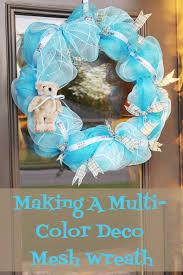 How To Make Halloween Mesh Wreaths by Miss Kopy Kat Deco Mesh Tutorials