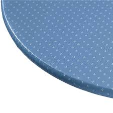 flannel backed vinyl table pad vinyl table pad s cloth drafting 90 inch round target mt4hservice org