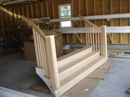 Back Stairs Design Impressive Back Porch Stairs Design Porch Steps Ideas Zampco
