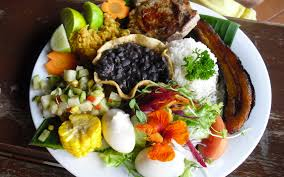 traditional cuisine recipes costa rica food the traditional casado and more typical dishes
