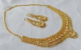 gold new designs necklace images Design of gold necklace andino jewellery jpg