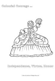 colonial sense society lifestyle kolonial kids coloring pages