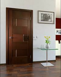 porte des chambres en bois do 099 haut de gamme villa d entrée en bois massif chambre