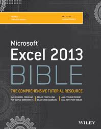 buy microsoft excel 2013 bible book online at low prices in india