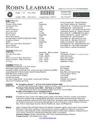 sample resume for fitness instructor resume for actors template free resume example and writing download acting resume templates sample of acting resume template httpwwwresumecareerinfo theatre resume template word