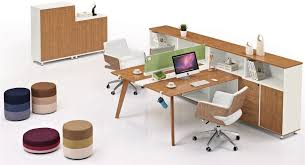 T Shaped Office Desk Furniture Administrative Personnel T Shaped 2 Person Office Desk Office