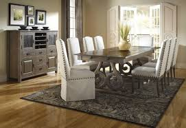 dining room tables beautiful reclaimed wood dining table black