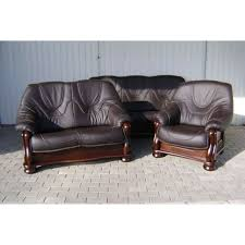 sofa set marta 3 2 1 seater real italian 100 leather and solid