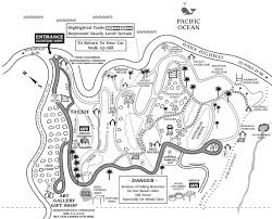 Maui Hawaii Map Maui Garden Of Eden A Beautiful Garden And Arboretum On The Road