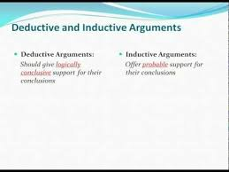 03 ethics pt 1 deductive and inductive arguments youtube