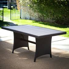 black rectangular patio dining table rectangle patio dining table lovely rectangular patio dining table