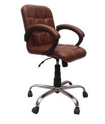 Cheap Office Furniture Online India V J Interior Vango Medium Back Office Chair Buy V J Interior