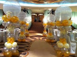 1st birthday party decorations at home balloon decoration ideas for 1st birthday party at home