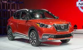 nissan kicks red 2017 l a auto show nissan kicks autonxt