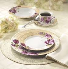 dining room plate sets welcome easter guests in style