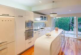 original jill green sleek red and black kitchen cabinets silver