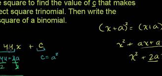 how to solve a quadratic equation by completing the square math wonderhowto