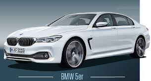 bmw 5 series offers bmw g30 5 series rendering takes 7 series styling cues