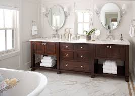 Red Bathroom Cabinets Orange County Red Bathroom Vanity Powder Room Asian With Two Toned