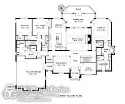 ballantrae b 55176 french country home plan at design basics
