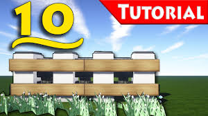 minecraft 10 ways to make a fence how to build tutorial for