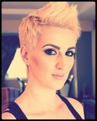 short haircut tutorial hair style and color for woman