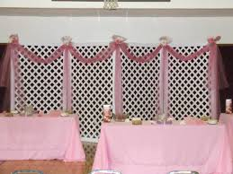 wedding anniversary backdrop lattice backdrop refreshment tables wedding ideas
