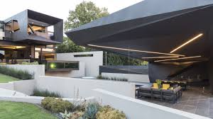 kloof road masterpiece house in johannesburg caan design by nico