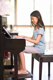 How Tall Is A Piano Bench How To Sit At The Piano The Right Way