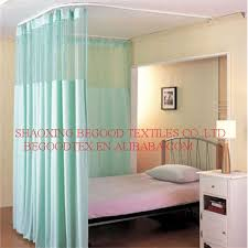 Hospital Cubicle Curtains Fireproof Hospital Cubicle Curtain Fabric Partition Curtain