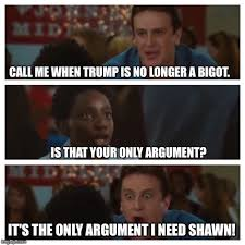 Shawn Meme - it s the only argument i need shawn imgflip