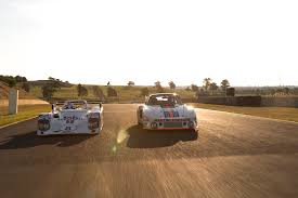 martini porsche jazz porsche rennsport australia motor racing festival on this weekend