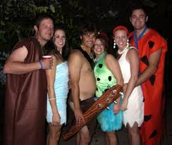 flintstone family halloween costumes the unwritten costume central