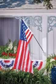 American Flag Decor 4th Of July Decorations U0026 Americana Decor Improvements Blog