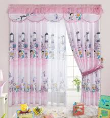 Boys Room Curtains Online Shop Cartoon Print Blackout Baby Room Curtains Children