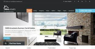 5 best real estate wordpress themes for 2016 based on user