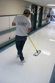 and wax floor vct floor waxing and floor maintenance