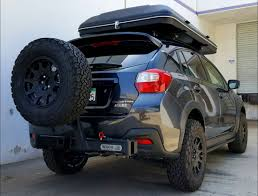 modified subaru forester off road hitchgate solo wilcooffroad comwilcooffroad com