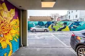 Mural Wall Art by At Astoria U0027s Graffiti House Street Art Is Both Inspiration And