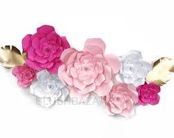 wedding backdrop rental nyc paper flower wall rental pink flower wall 8 x7