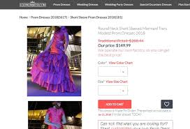 lolipromdress review loli prom dress the newest overseas prom dress scam virtuous prom
