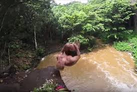 skull waterfall jack the giant slayer yahoo image search results video of cliff diver shane brown breaking 14 ribs after clipping